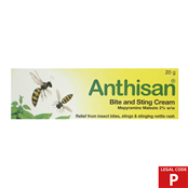 Picture of Anthisan Cream 25g (P) - 0014043