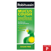 Picture of Robitussin Mucus Cough 100ml (P) - 0150953