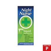 Picture of Night Nurse Liquid 160ml (P) - 0326488