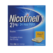 Picture of Nicotinell Patch TTS 21mg 7s - 0915181