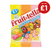 Picture of Fruittella Summer Fruits 135gm - 1366