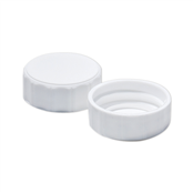 Picture of Bag 200 Screw Cap With EPE Liner White - 19/PC R3-33W