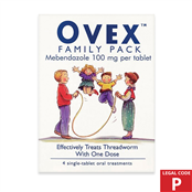 Picture of Ovex Tablets Family Pack 4 (P) - 2059558