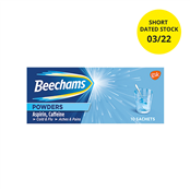 Picture of Beechams Powders 10's 31.3.2022 - 2218469SD