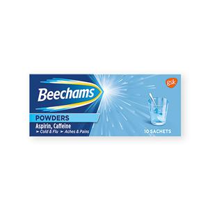 Picture of Beechams Powders 10's - 2218469