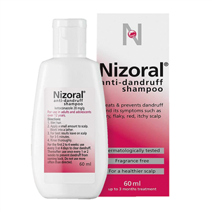 Picture of Nizoral Dandruff Shampoo 60ml - 2260883