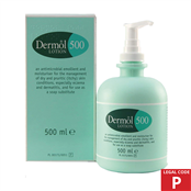 Picture of Dermol Lotion 500ml 0.1%/2.5% (P) - 2322808