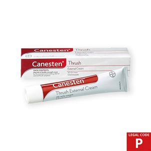 Picture of Canesten Thrush External Cream 2% 20g(P) - 2635209