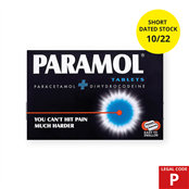 Picture of Paramol Tablets 24's (P) Expiry 10.2022 - 2772127SD