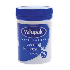 Picture of Valupak E/Primrose Oil Caps 1000mg 30s - 2942852