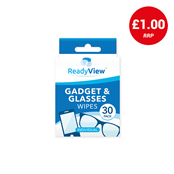 Picture of Optical Lens Cleansing Wipes 30Pk - 310723