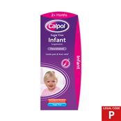 Picture of Calpol Infant Susp Sg/Free 200ml (P) - 3148533