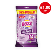 Picture of Buzz Floor Wipes Lavender 20s - 319371