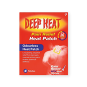 Picture of Deep Heat Patches (4s) - 3194057