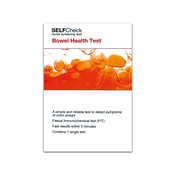 Picture of SELFCheck Bowel Health Test - 3196920