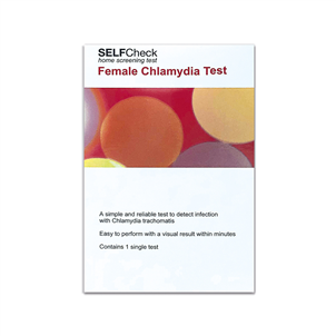 Picture of SELFCheck Female Chlamydia Test - 3196953