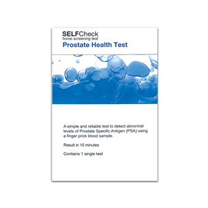 Picture of SELFCheck Prostate Health Test - 3196987