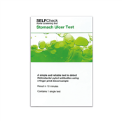 Picture of SELFCheck Stomach Ulcer Test - 3196995