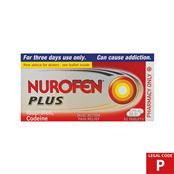 Picture of Nurofen Plus Tablets 32's (P) - 3198637