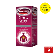 Picture of Benylin Chesty C/Syrup 150ml (P)SBD12.21 - 3252616SD