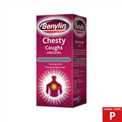 Picture of Benylin Chesty Cough Syrup 150ml (P) - 3252616