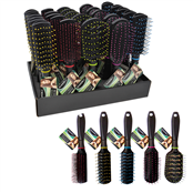 Picture of Silky Smooth Hairbrush Display - 350133