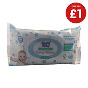Picture of For My Baby Wipes Sensitive 72's - 360321