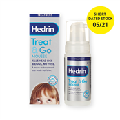 Picture of Hedrin Treat/Go Mousse 100ml EXP 31.5.21 - 3630223SD
