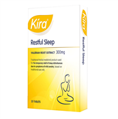 Picture of Kira Restful Sleep Tablets 25's - 3645736