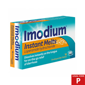 Picture of Imodium Instants Melts 2mg 18's (P) - 3677358