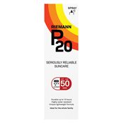 Picture of Riemann P20 Sun Spray SPF50 100ml - 3741923