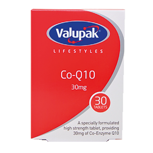 Picture of Valupak Co-Q-10 30mg 30s - 3791647