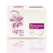 Picture of Tena Light Ultra Towel 16's - 3981321