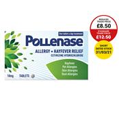Picture of Pollenase Ceterizine Tablets 14's - 3999307