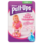 Picture of HUGGIES Pull Ups Girl S/M 16s - 4055703