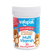 Picture of Valupak Childrens Multi Vitamins PK30 - 4061636