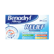 Picture of Benadryl Allergy Relief 24's - 4066221