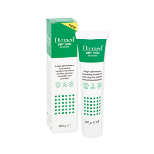 Picture of Diomed Dry Skin Emollient 100g - 4100236