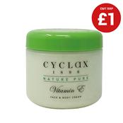 Picture of Cyclax Vit E Face & Body Cream 300ml - 4100376
