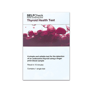 Picture of SELFCheck Thyroid Health Test - 4187639