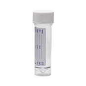 Picture of Pk10 Clear 30ml Sample Bottles & Caps - 6SAMP