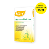 Picture of Kira Hormone Balance Tabs 40's EX31.5.21 - 8344434SD