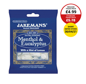 Picture of Jakemans Menth/Eucalptus 100g EXP 30.4.2 - 996051SD