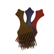Picture of Afro Comb Assorted - AFROSP