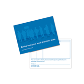 Picture of Pharmacy Appointment Cards - APC001