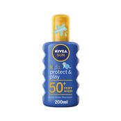 Picture of Nivea Sun Spray Child SPF50 200ml - BD113104