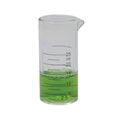 Picture of Grad. Beaker Glass Measure 25ml - BEA25