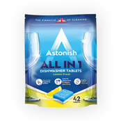 Picture of Astonish Dishwasher Allin1 Tabs 42s - C2170