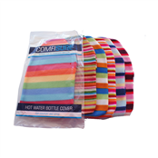 Picture of Striped Fleece Fabric Covers - CS18710