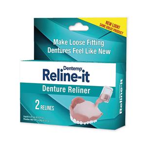 Picture of Dentemp RELINE-IT Denture Reliner - D296E